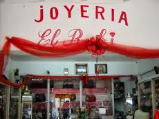 """Joyería y Regalos """"El Rubí"""", arras, medallas, crucifijos, pulseras, en Juáres 103"""