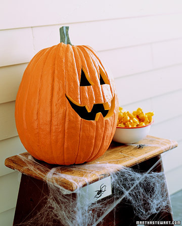 Decorating Pumpkin Ideas - Better Homes and Gardens Online