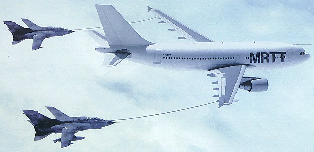 Airbus A310 Multi-Role Tanker Transport