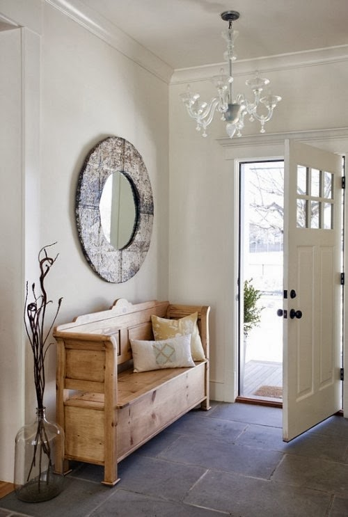 Desain Foyer Minimalis : Ide desain foyer untuk rumah minimalis