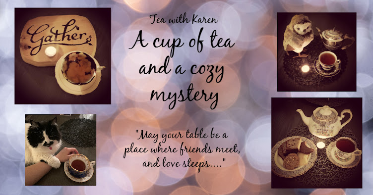 A Cup Of Tea and A Cozy Mystery