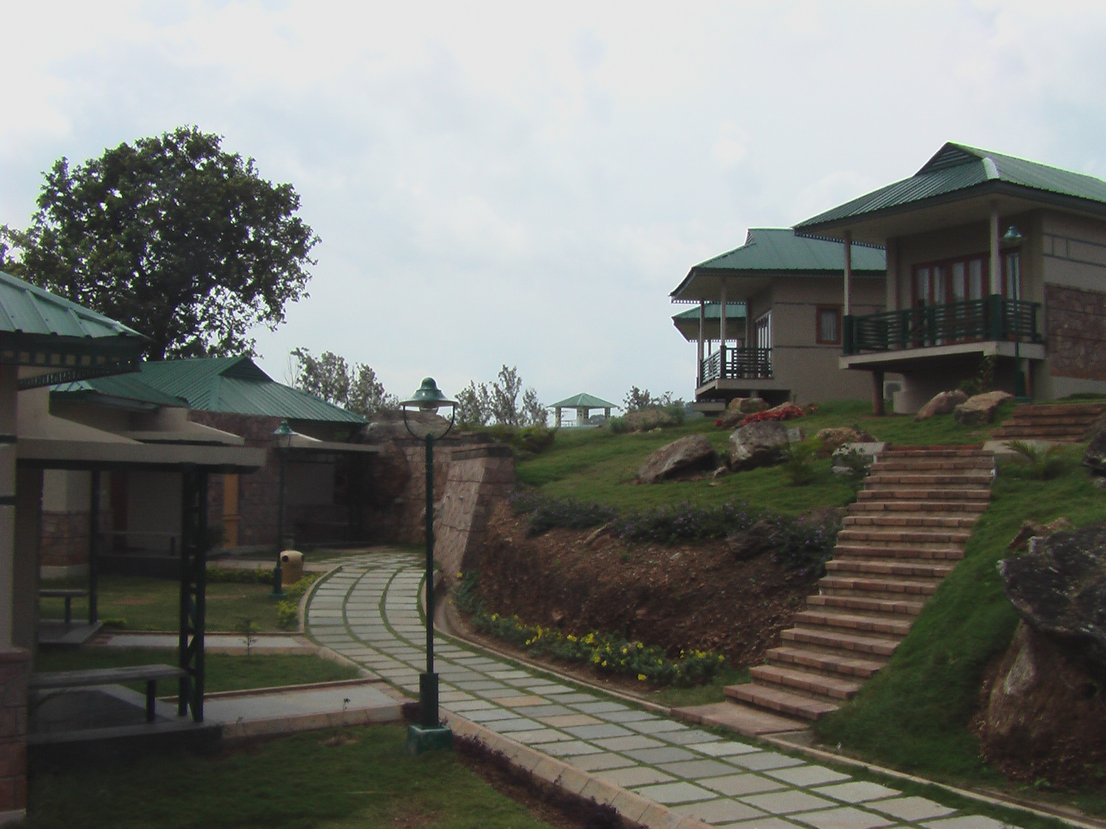 visit to a hill resort A hill station is a town located at a higher elevation than the nearby plain or valley the term was used mostly in colonial asia, but also in africa (albeit rarely.