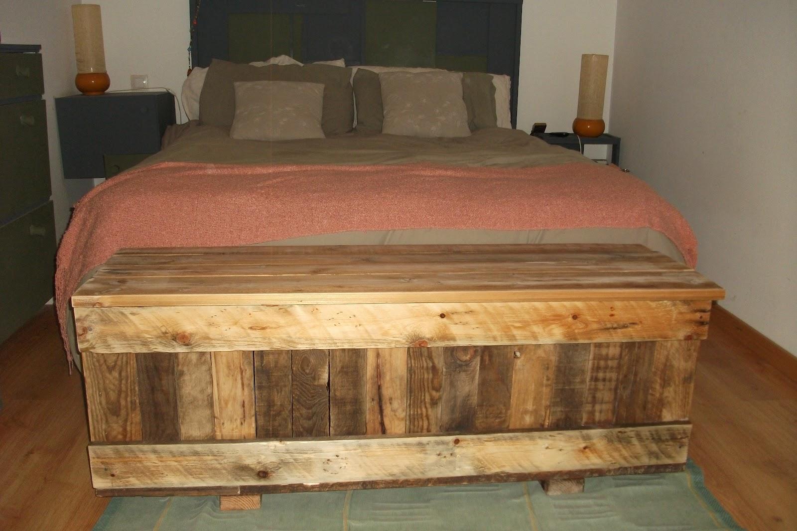 Muebles hechos con palets fotos - Muebles hechos con palets de madera ...