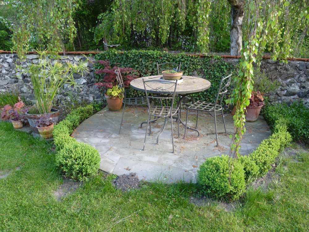 Le jardin des 4 coins le jardin d 39 odile for Le jardin des 6