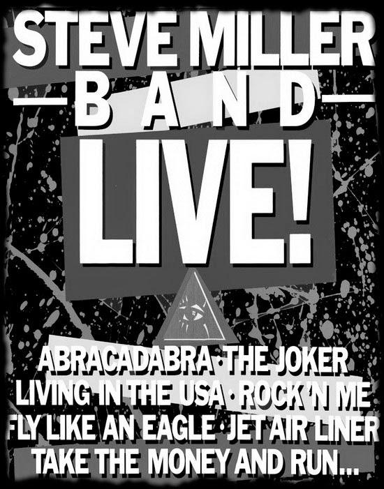Steve Miller Band - Live Detroit 1983 ... 50 minutos