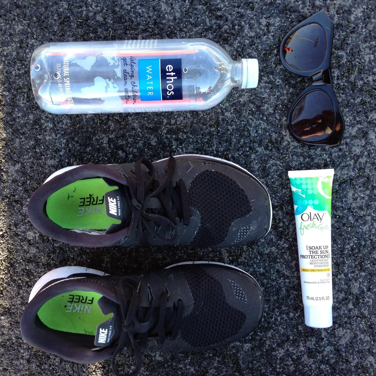 olay fresh effects sunscreen, beach time