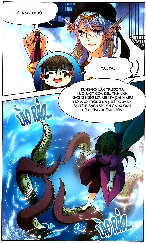 Tầm Trảo Tiền Thế Chi Lữ chap 156 Trang 24 - Mangak.info