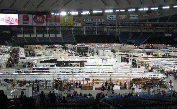 テーブルウェア・フェスティバル~暮らしを彩る器展~(東京ドーム)