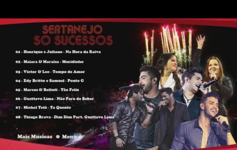 CLICK AQUI  Download Sertanejo Só Sucessos DVD-R 2