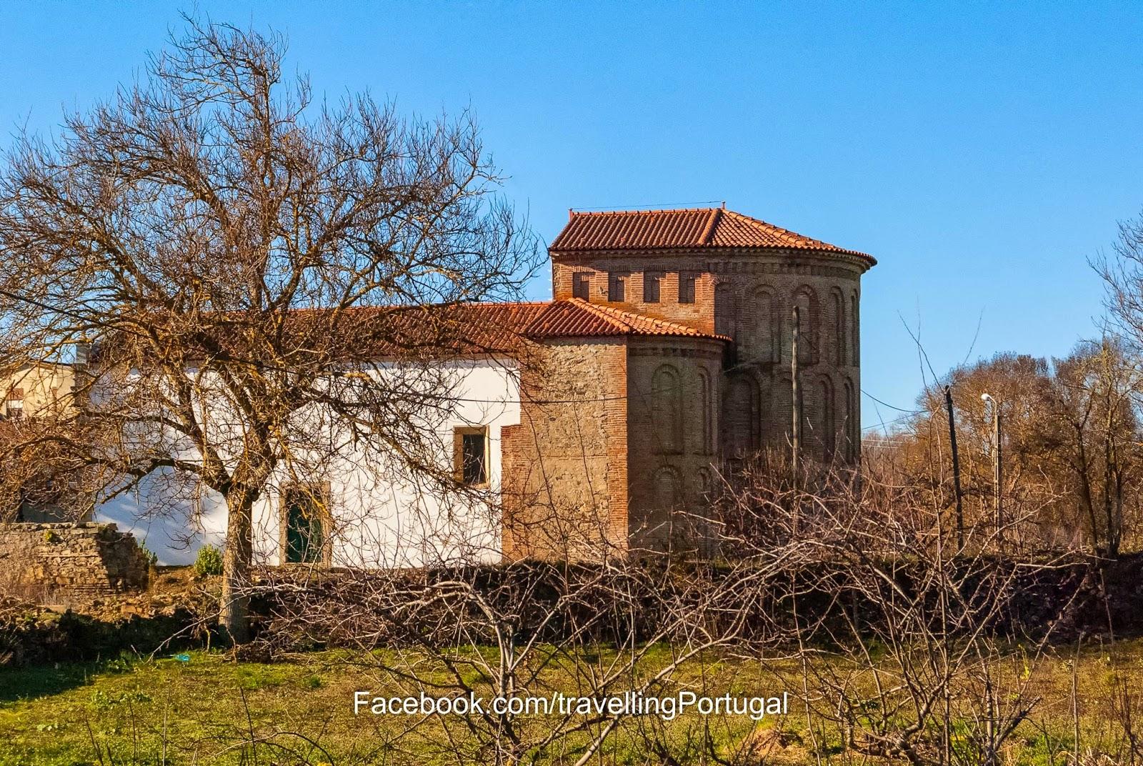 romanico_bragança_castro_de_Avelas