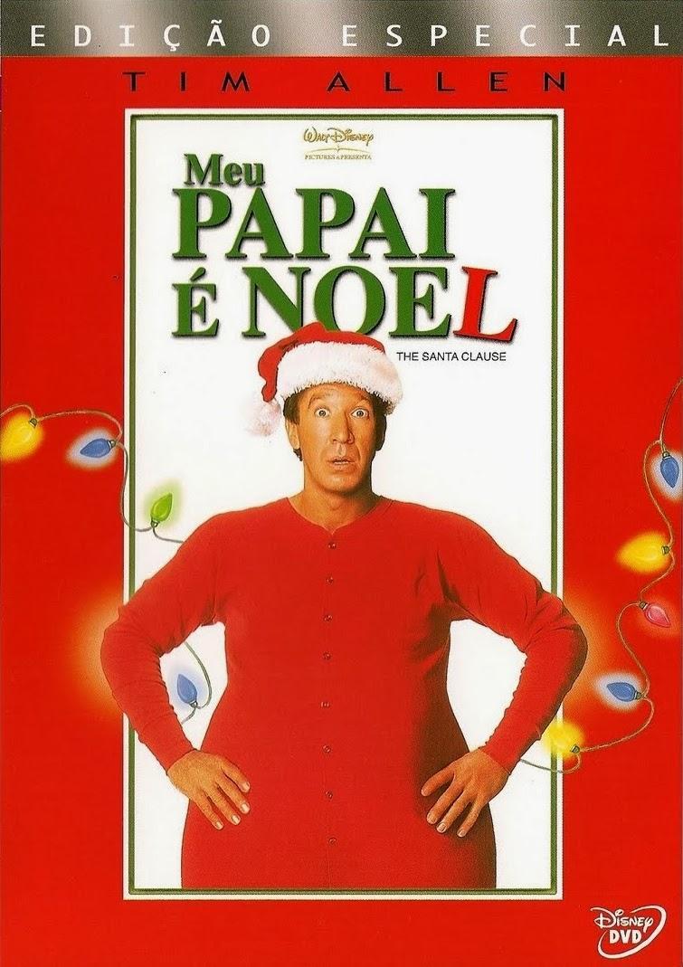Meu Papai é Noel – Dublado