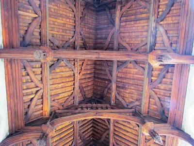 great hall, Eltham Palace, wood, old