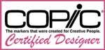 Ich bin zertifizierter Copic-Designer