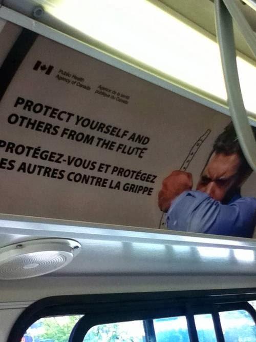 Canadian Flute Epidemic