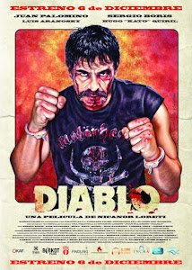 """Diablo"" Estreno 6 de diciembre."