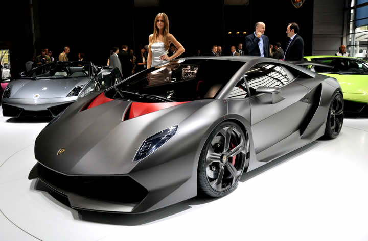 Car sports : The-high-end-sports-cars-Lamborghini-Sesto-Elemento ...