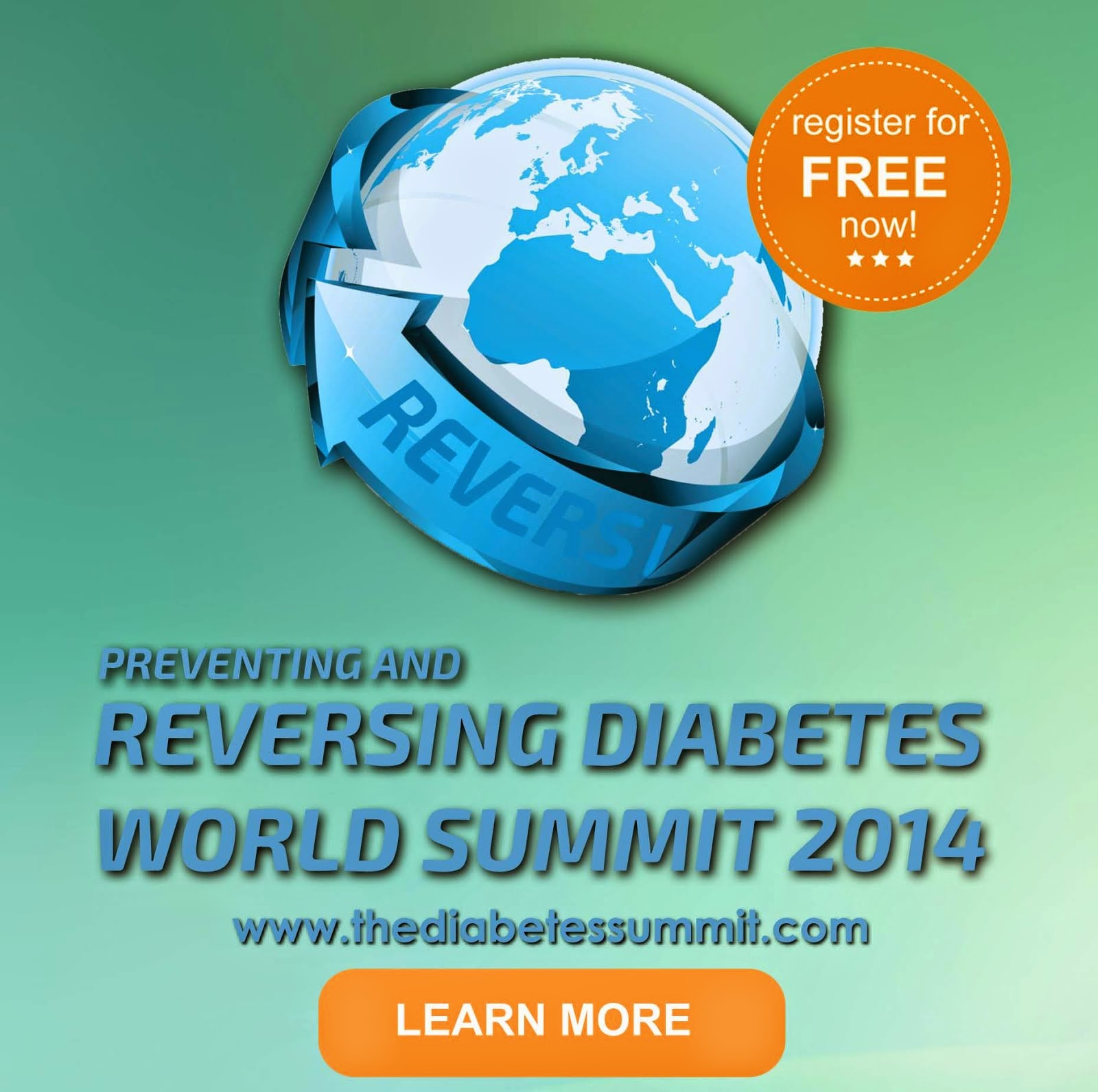 Preventing and Reversing Diabetes World Summit 2014
