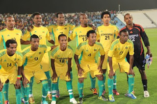 Ethiopia World Cup 2014