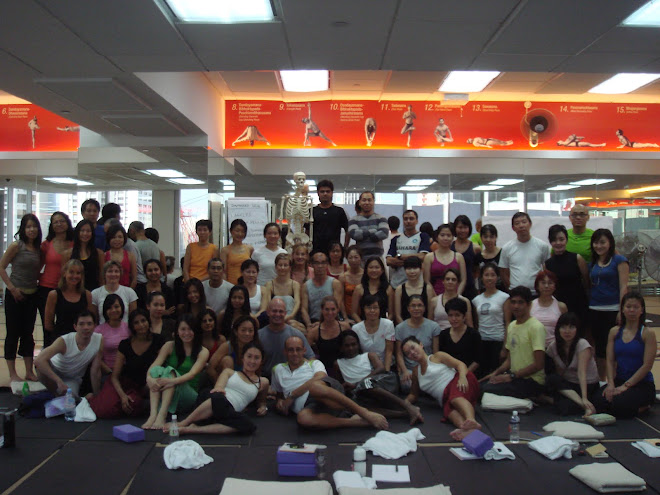Workshop , Trueyoga , Singapore