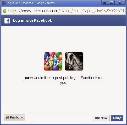 """Cara Mengirimkan Pesan """"Selamat Ulang Tahun"""" di Facebook Secara Otomatis"""