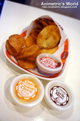 Manang's Chip and Dip at Manang's Chicken