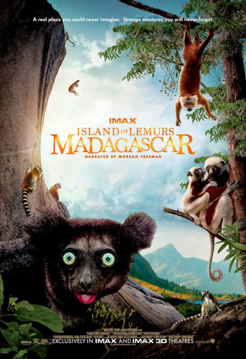 Island of Lemurs: Madagascar – DVDRIP LATINO
