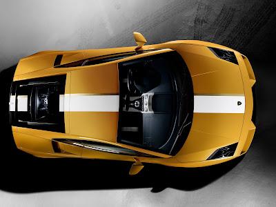 2010 Lamborghini Gallardo LP550-2