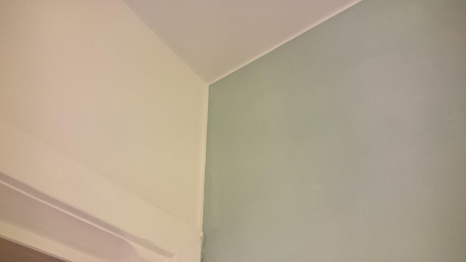 Släng dig i väggen, Ernst!: Måla den perfekta fondväggen