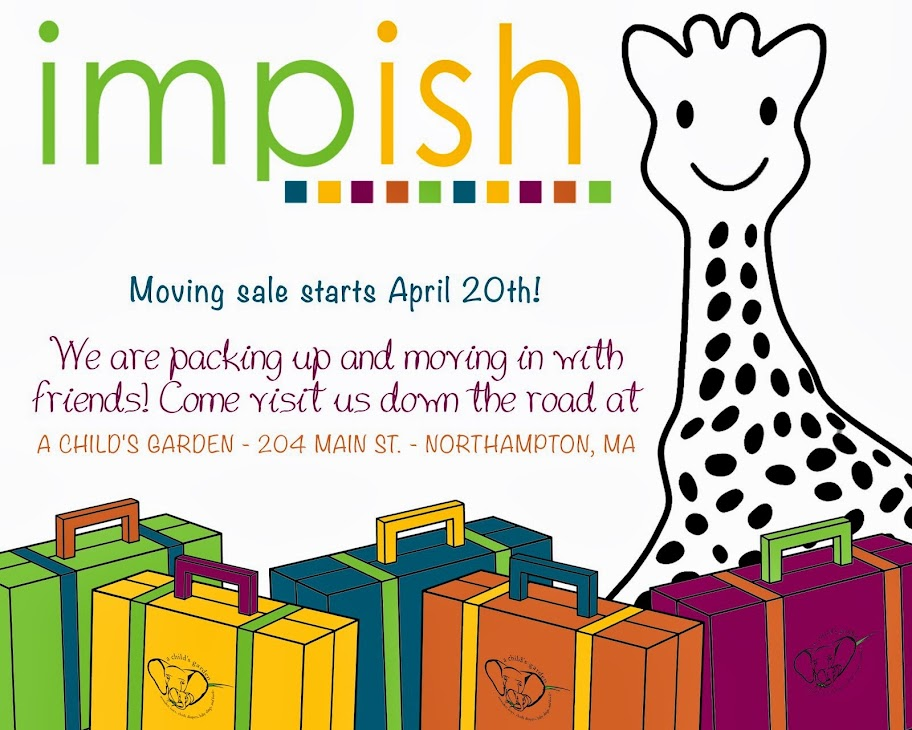 impish is moving!