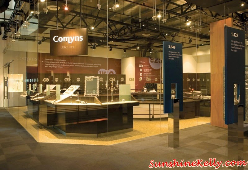 the Comyns Archive, Royal Selangor Visitor Centre, Royal Selangor Pewter, Royal Selangor
