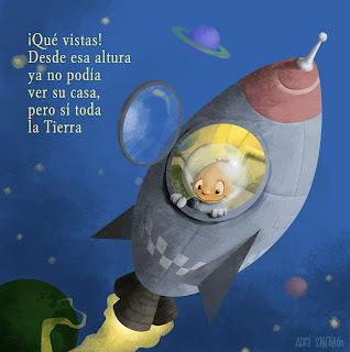 "ilustracion cohete illustration rocket"" width="