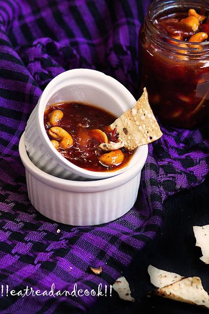aamsotto khejurer chutney recipe