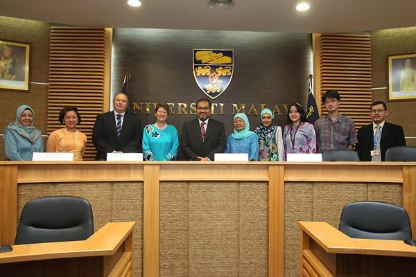 University of Nottingham & Universiti Malaya (UM) Dual PhD Programme