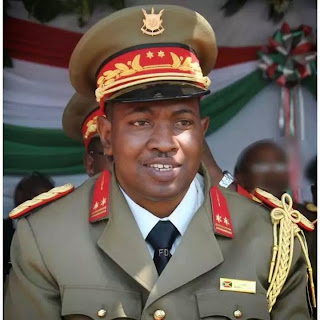 Burundi coup leader General Godefroid Niyombare on the run