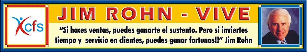 JIM ROHN VIVE