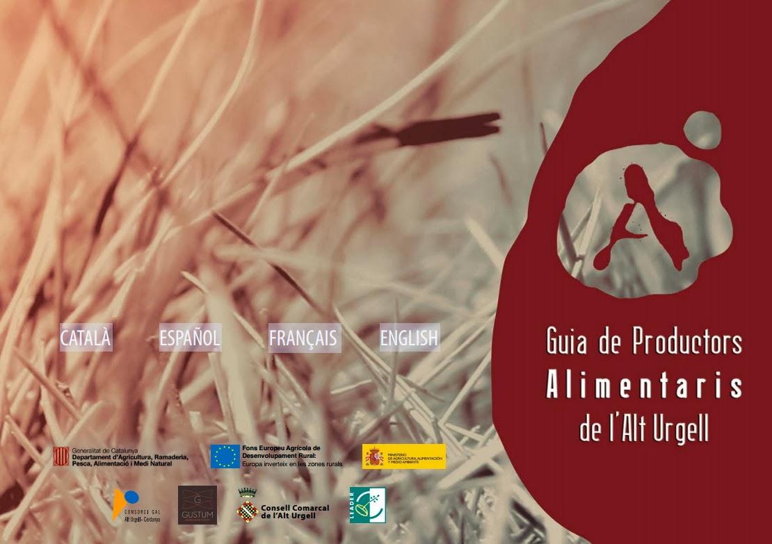 Guia de Productors Alimentaris de l'Alt Urgell