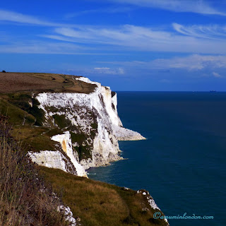 Dover White Cliffs, A Mum in London
