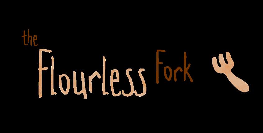 """<a href=""""http://theflourlessfork.blogspot.com"""">The Flourless Fork</a>"""