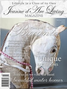 The Jeanne d'Arc Living Magazine 2nd Issue 2014