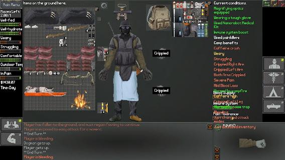 NEO Scavenger ScreenShot