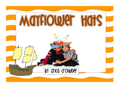 http://www.teacherspayteachers.com/Product/Mayflower-Hat-Freebie-421810