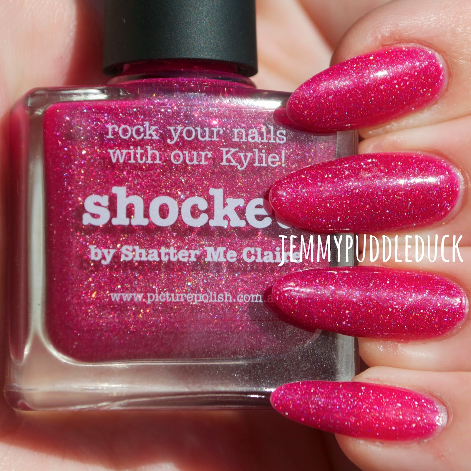 Picture polish shocked nail lacquer australian indies australia