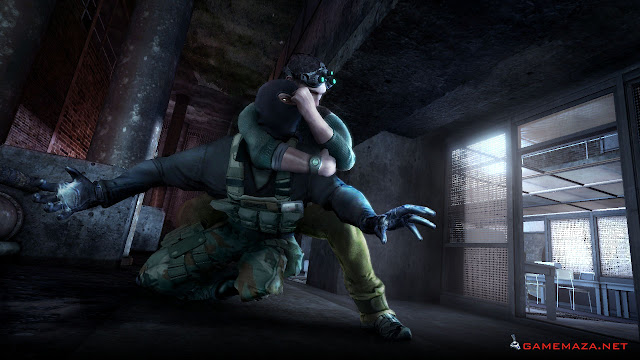 Tom Clancy's Splinter Cell Conviction Gameplay Screenshot 3