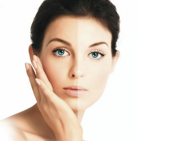 Cara Memutihkan Wajah dan Kulit Tubuh ( Badan, Tangan & Kaki )