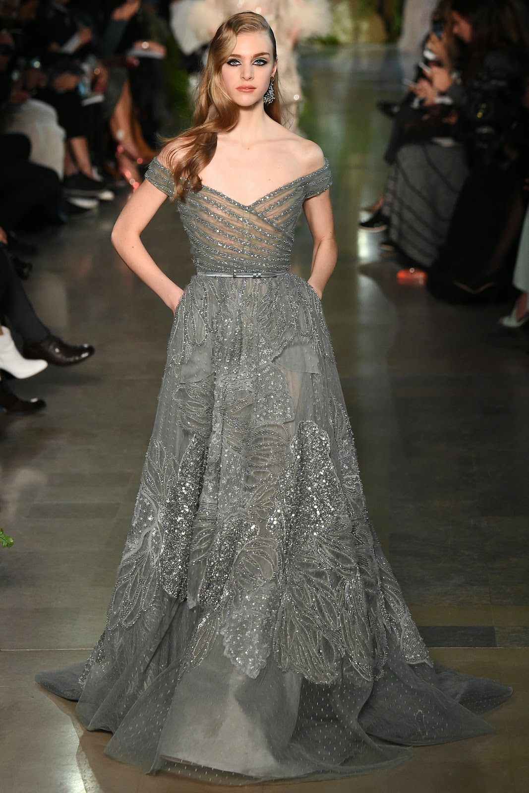 2016 yaz bayan tulum modelleri bilgilerburada bilgilerburada pictures - Elie Saab 2015 Colelciton Elie Sab 2016 Wedding Dresses Collection
