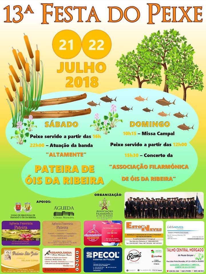 FESTA DO PEIXE DA TUNA / AFOR EM ÓIS DA RIBEIRA!