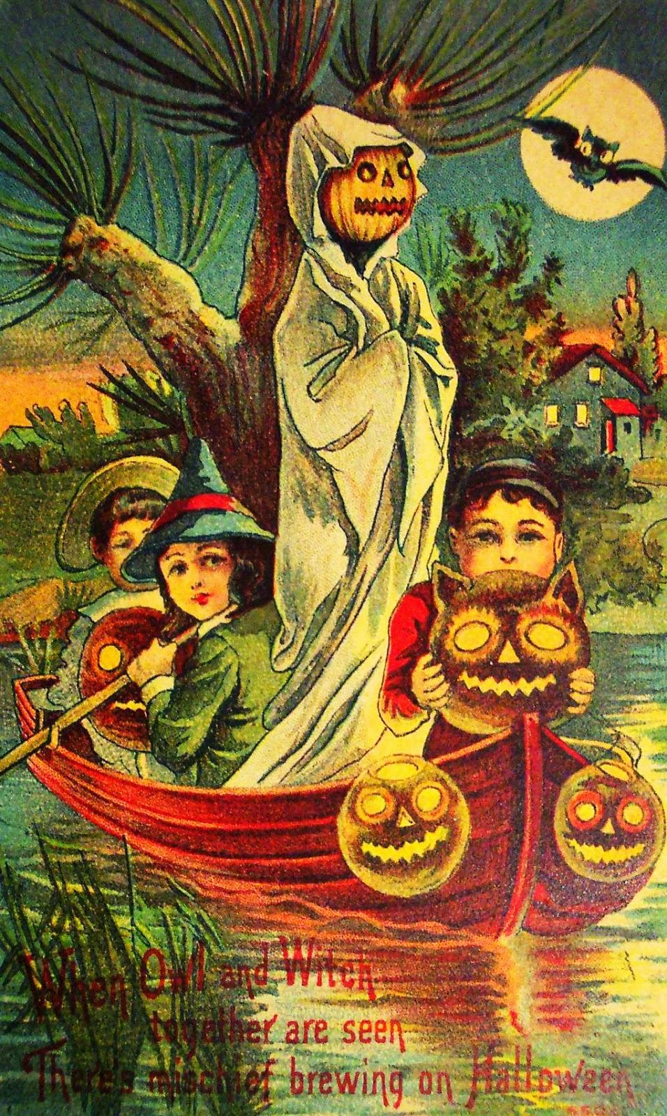 HORROR ILLUSTRATED Happy Halloween