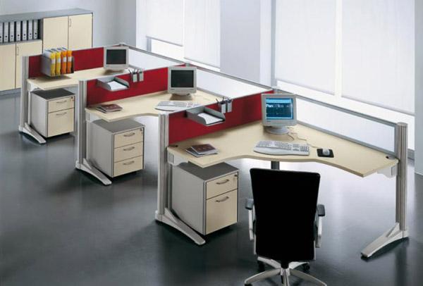 Arte muebles equipos de oficina for Mobiliario de oficina moderno