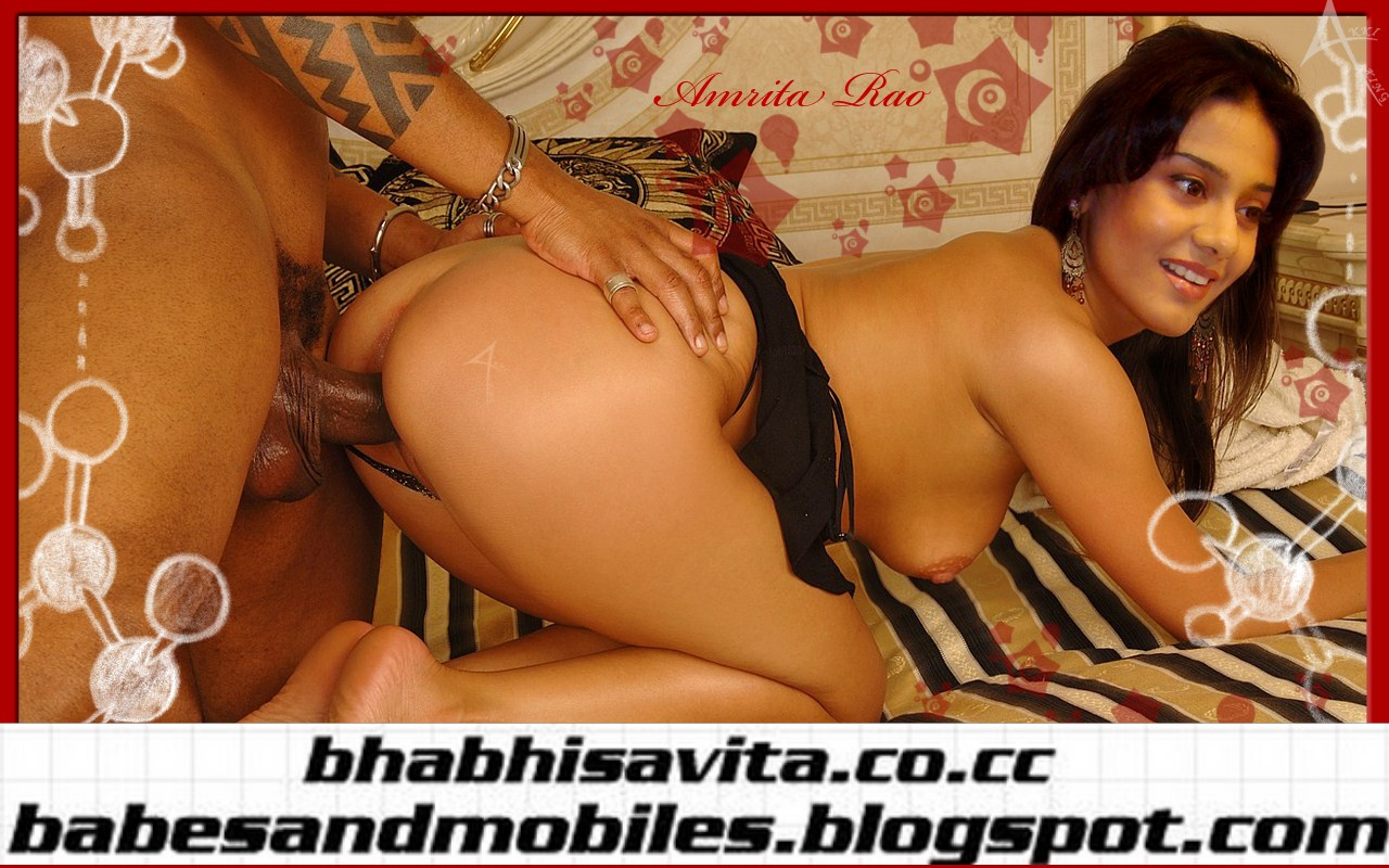 Amrita Rao Naked And Nude Original Source Image