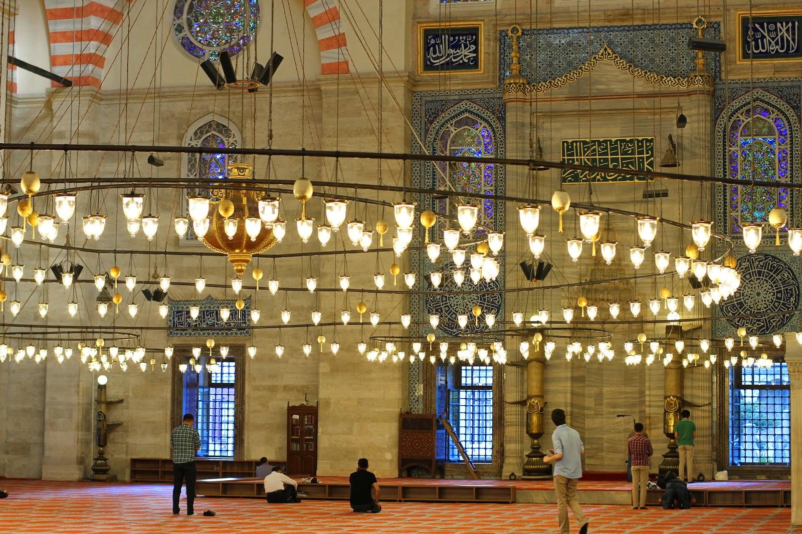 мечети 16 века
